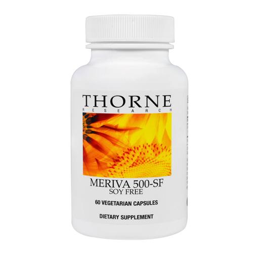 Dallas Wellness Center Thorne Research Meriva 500 SF - Clinique Dallas Wellness Center